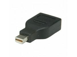 DisplayPort mini M-DisplayPort Ž adapter Roline
