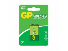 Baterija cink kloridna 9V GP GreenCell