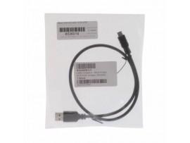 Kabel USB A-B mikro  0,5m EFB