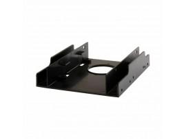 Nosilec za SSD/HDD 2x disk- 6cm na 9cm Roline