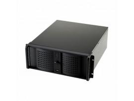 Ohišje indu. PC 4U 48cm črno brez napajalnika g.528mm Fantec