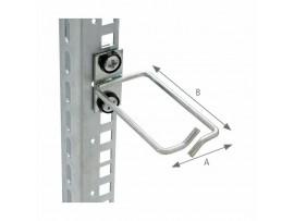 Organizator kablov 4x8 vertikalni Triton tip D1
