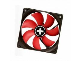 Ventilator  8x8x2,5cm 12v 3/4p Xilence RedWing