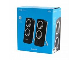 Zvočniki Logitech 2.0 Z200 črni