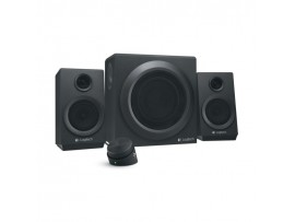 Zvočniki Logitech 2.1 Z333 črni