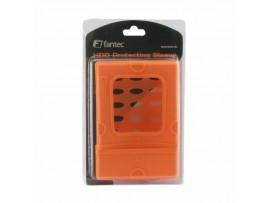 Zaščitna guma za HDD 9cm Fantec oranžna