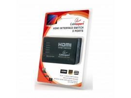 HDMI  stikalo 5:1 4K Cablexpert