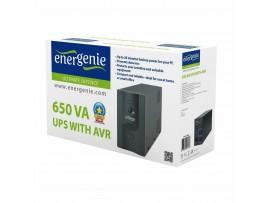 UPS   650VA - UPS-PC-652A Energenie