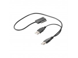 Adapter USB - Slim SATA Cablexpert