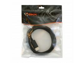 DisplayPort-DisplayPort mini kabel 2m SBOX črn