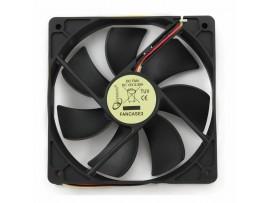 Ventilator 12x12x2,5cm 12v  3p Gembird