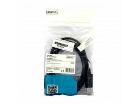 DisplayPort kabel  2m Digitus črn