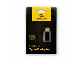 Adapter USB 2.0 Tip C M- USB-A 2.0 Ž Gembird