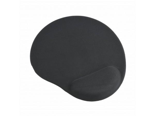 Podloga za miško gelware Gembird črna