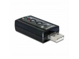 Kartica USB Zvočna zunanja Delock 7.1
