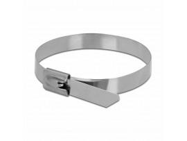 Vezice stainless steel 300 x 7,9mm Delock (pak/10)