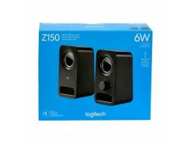 Zvočniki Logitech 2.0 Z150 črni