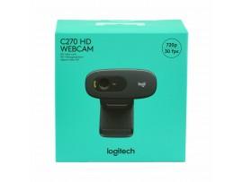 Spletna kamera Logitech USB C270 HD