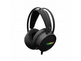 Slušalke + mikrofon WHITE SHARK GH-2042 OCELOT črne