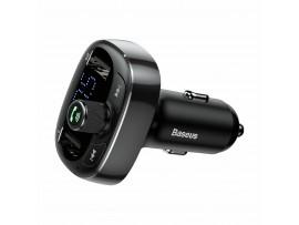 Bluetooth Avdio Baseus prostoročna avtoinštalacija S-09 4v1, FM, BT, MP3