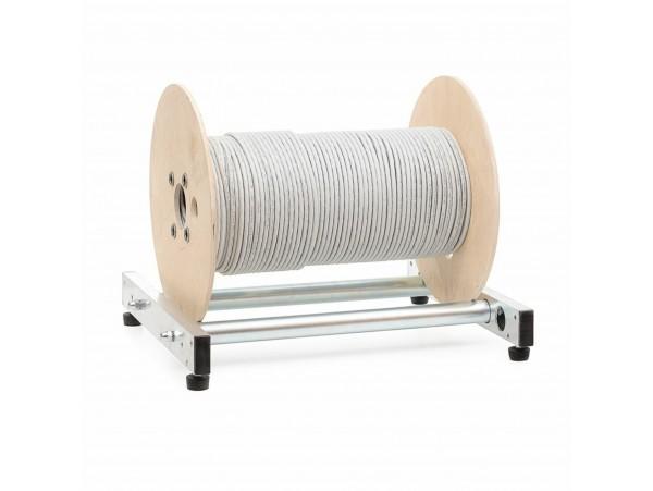 Talni odvijalec kolutov kabla nastavljiv do 250kg ALU KeLine