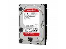 Trdi disk 9cm 2TB WD RED PLUS CMR 128MB, 6Gb/s SATA III