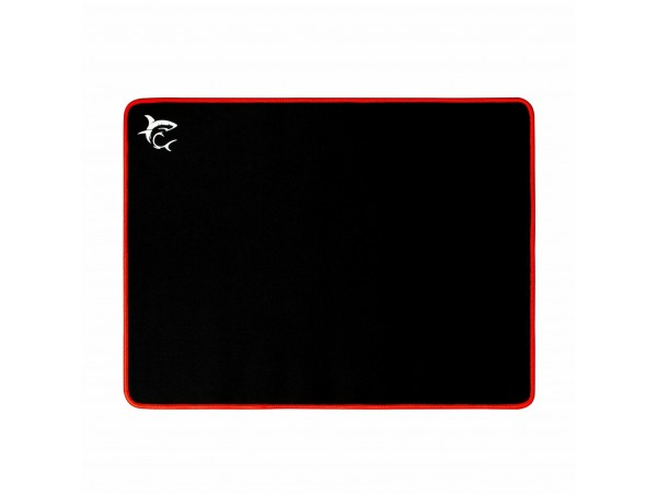 Podloga za miško tekstil WHITE SHARK GMP-2102 RED-KNIGHT črna/rdeča