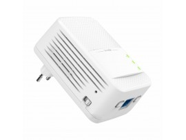 Elektro LAN TENDA 1000Mbps PH10 KIT + Wi-Fi (set - 2 kosa)